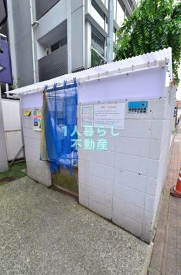 【その他共用部分】テラスセザール大森