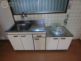 【キッチン】宮前ハイム