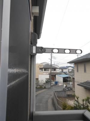 【バルコニー】グランディール坂戸三光