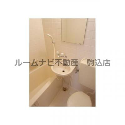 【浴室】吉田ゆうゆう館