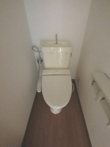 【トイレ】中島ハイツ 14号棟