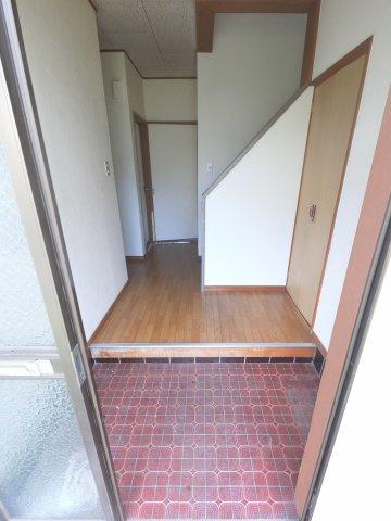 【玄関】中島ハイツ 14号棟