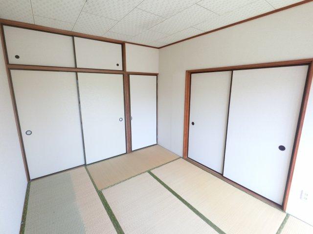 【寝室】中島ハイツ 14号棟