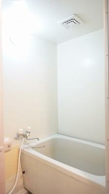 【浴室】ヴィレッジトミタB