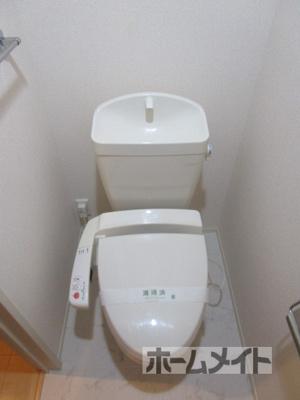 【トイレ】セジュールリズ