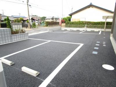 【駐車場】ヴィラ・サンクタス