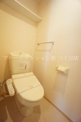 【トイレ】デュオセレッソB
