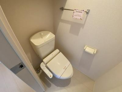 【トイレ】サニーDハウス芝町