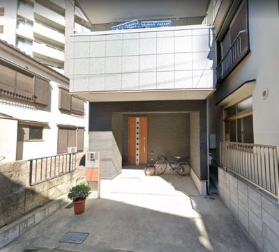 【外観】江東区亀戸9丁目中古住宅