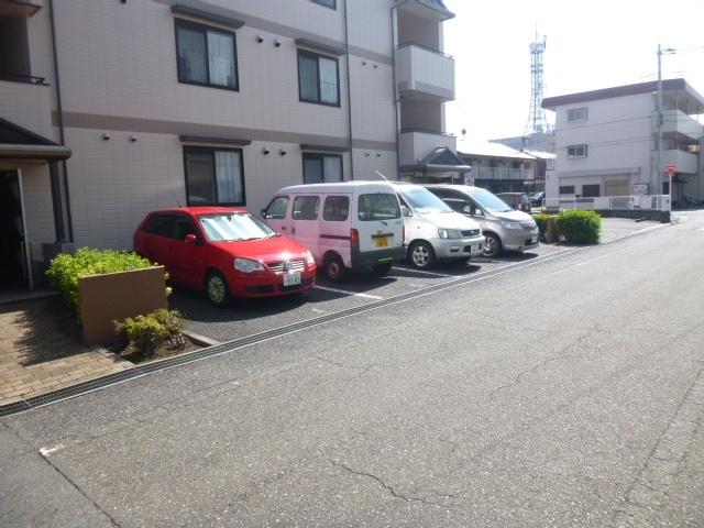 【駐車場】サンハイムⅡ