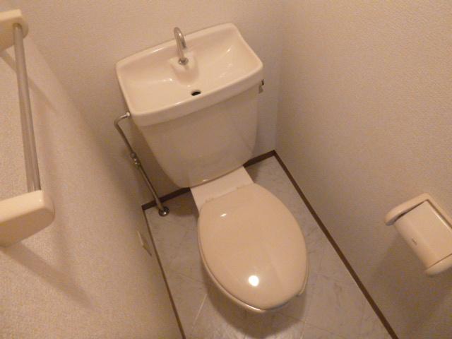 【トイレ】サンハイムⅡ