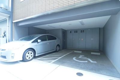 【駐車場】Nステージ亀戸
