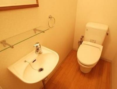 【トイレ】白金台プロヴィデンス