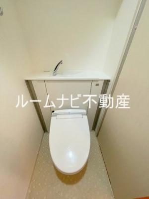 【洗面所】レジェンダリーコート赤羽