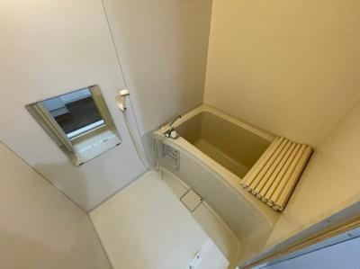 【浴室】クローバーズマンション