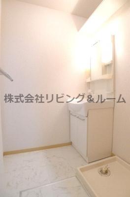 【洗面所】エミネンス・B棟