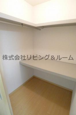 【収納】エミネンス・B棟