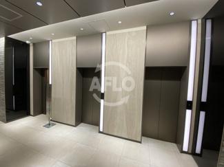 ルーシッドスクエア梅田 エレベーター