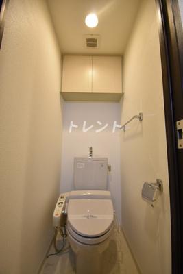 【トイレ】パレステュディオ三田