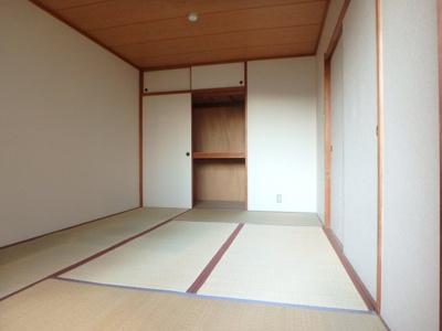 【寝室】オークレジデンス