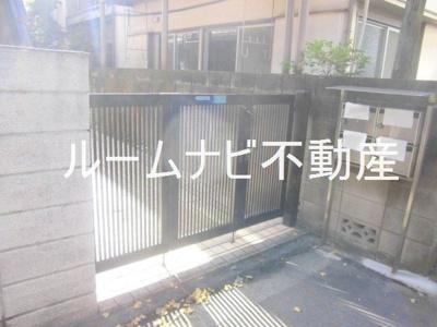 【エントランス】メゾン護国寺