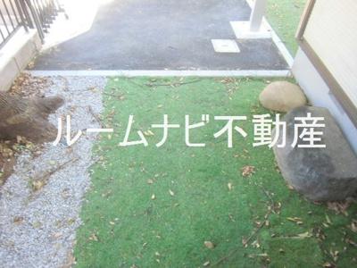 【バルコニー】メゾン護国寺