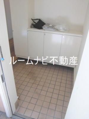 【玄関】メゾン護国寺