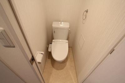 【トイレ】プレサンス丸の内レジデンスIII