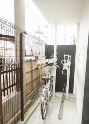 【設備】ウェルカーサ若林 独立洗面台 駅近 オートロック