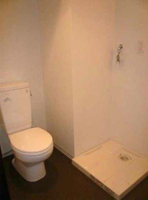 【トイレ】ウェルカーサ若林 独立洗面台 駅近 オートロック