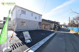 行田市長野 第9 新築一戸建て クレイドルガーデン 01の画像