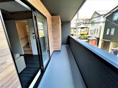 【内観:施工例】池田市緑丘2丁目 新築戸建