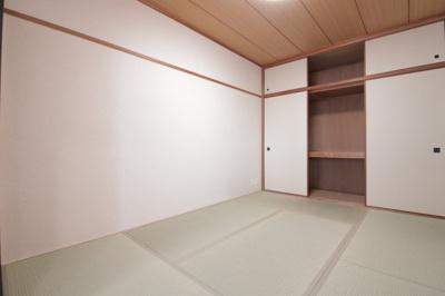 【和室】グリーンビュー鶴見1号棟