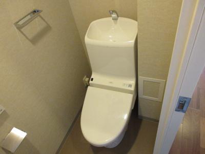 【トイレ】ミリカテラス1街区