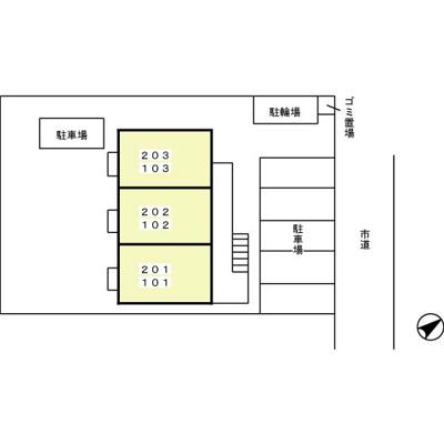 【区画図】エントピア