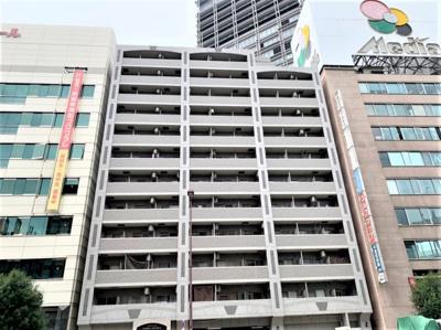 【外観】エスリード難波駅前