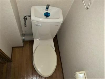【トイレ】エスリード難波駅前