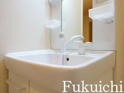 【洗面所】コルノリザイア