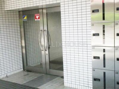 【エントランス】ウインベルソロ大泉学園