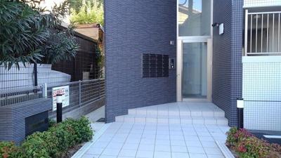 【エントランス】ワイツー・アパートメント