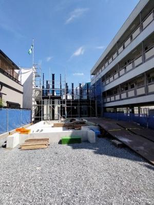 【駐車場】(仮称)東大阪市SHM吉松1丁目計画