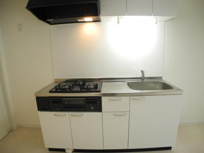 【キッチン】modern palazzo東長崎