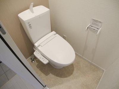 【トイレ】modern palazzo東長崎
