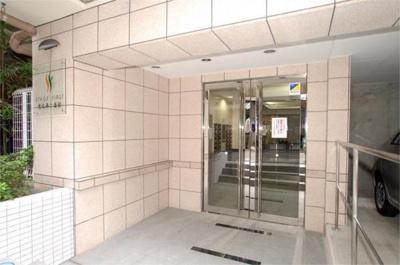 【エントランス】ステージファースト恵比寿二番館