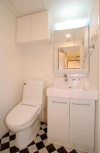 【トイレ】ステージファースト恵比寿二番館