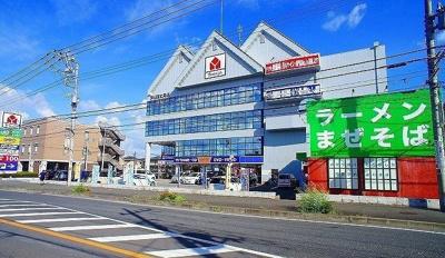 GEO・ヤマダ電機まで900m