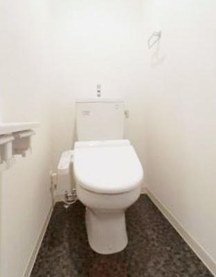 【トイレ】ボヌール門前仲町