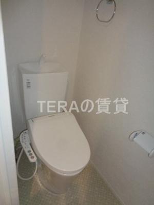 【トイレ】目白タウニー