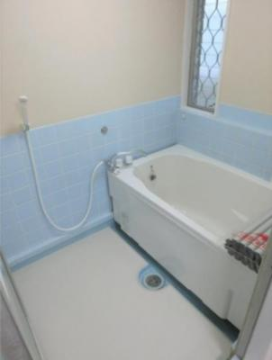【浴室】メイハイツ