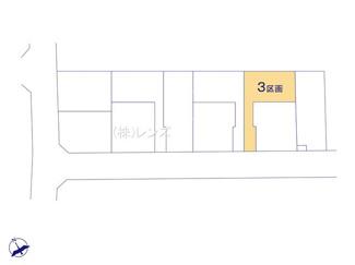 西武池袋線の準急停車駅「保谷」駅徒歩9分、全10区画です